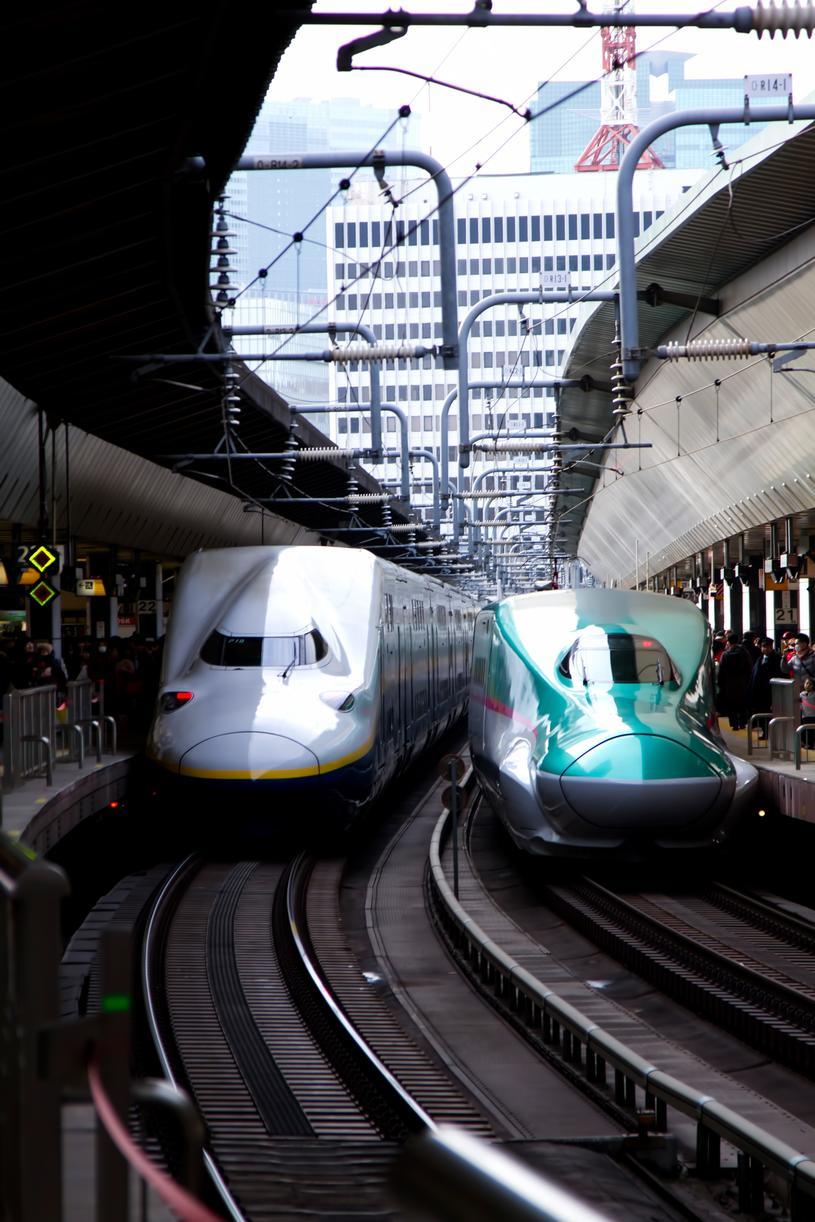 京都鉄道博物館は日本最大級の鉄道博物館!
